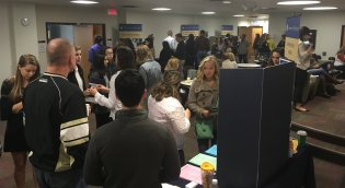 Open House Event in Forbes Tower